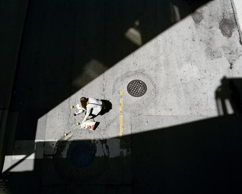 Spilt Milk, 2011 ©Clarissa Bonet / Images courtesy Catherine Edelman Gallery, Chicago