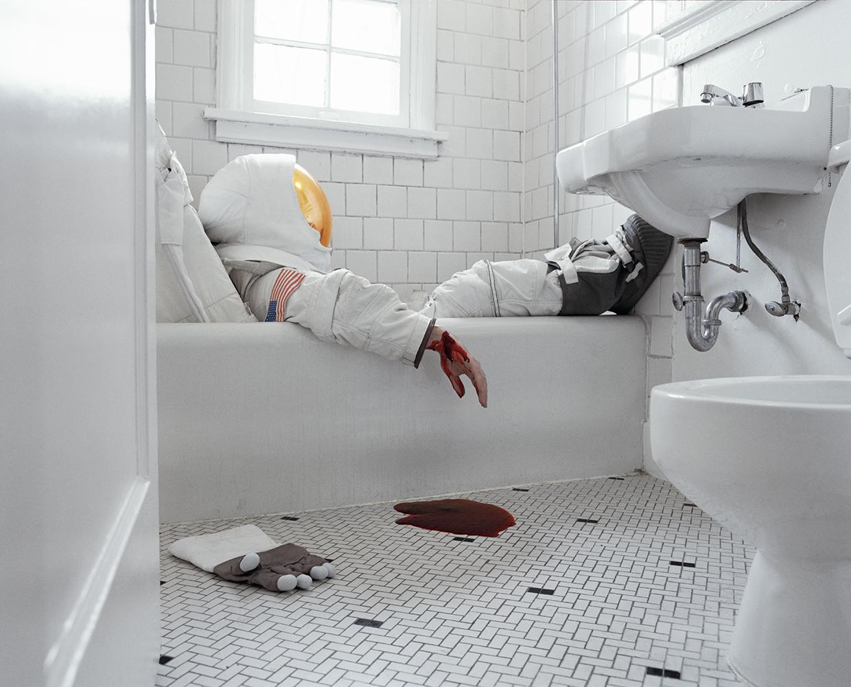 Suicidal Astronaut 07 © Neil DaCosta