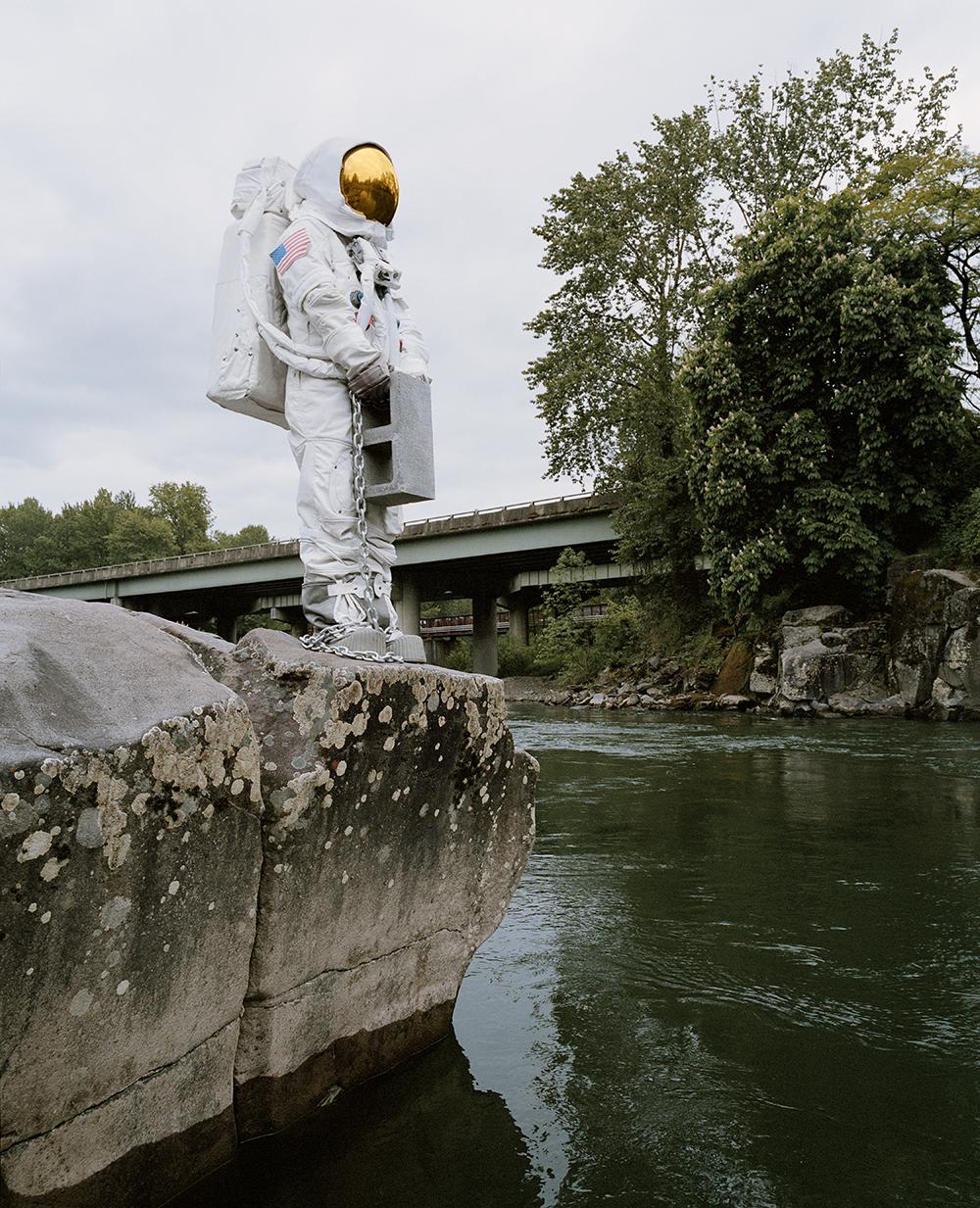 Suicidal Astronaut 015 © Neil DaCosta