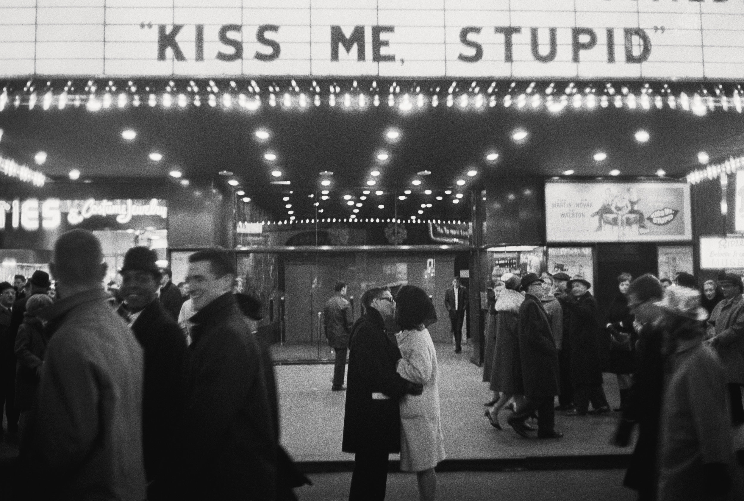 New York City, 1964   Courtesy and Copyright of Joel Meyerowitz