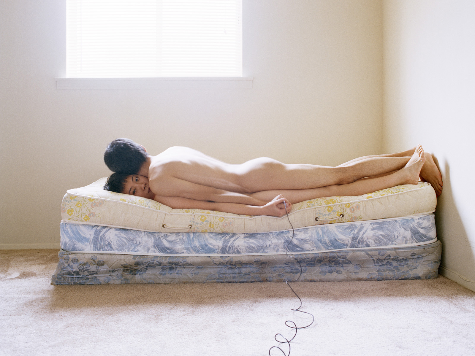 """Experimental Relationship © Pixy Liao  """"How to build a relationship with layered meanings"""""""