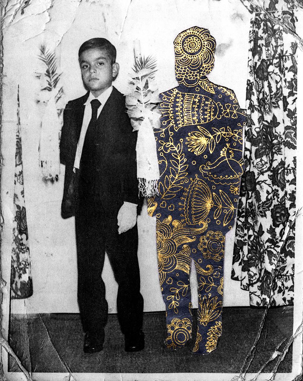 Communion1972, Fragments of the Masculine © Antonio Pulgarin