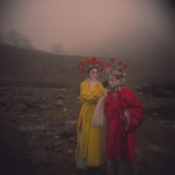 © ZHANG XIAO, A Thousand Plateaus Art Space