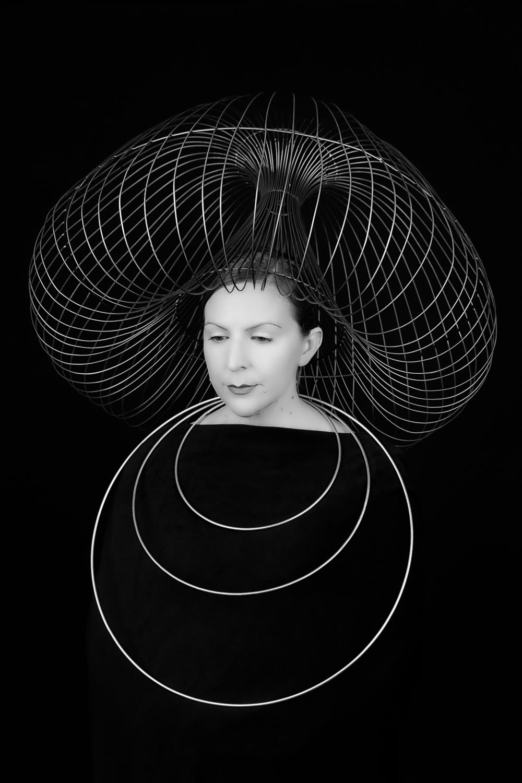 Wi-Fi , 2017. Electromagnetic fields encircle us. © Brandy Trigueros