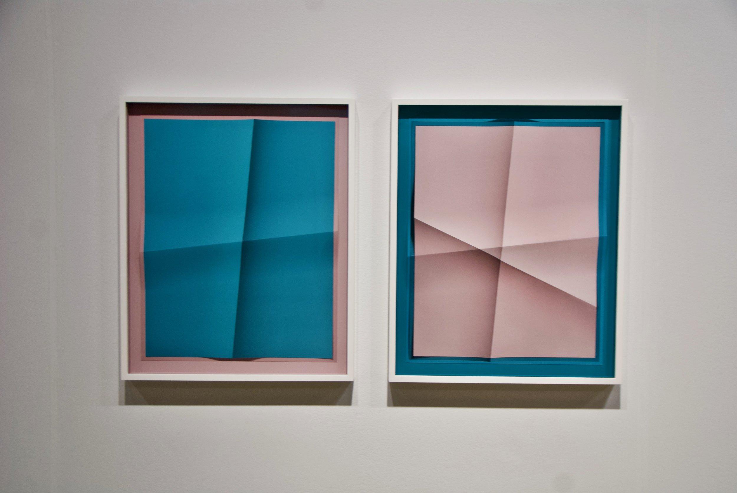 Photo of John Houck's work © Ruben Natal-San Miguel