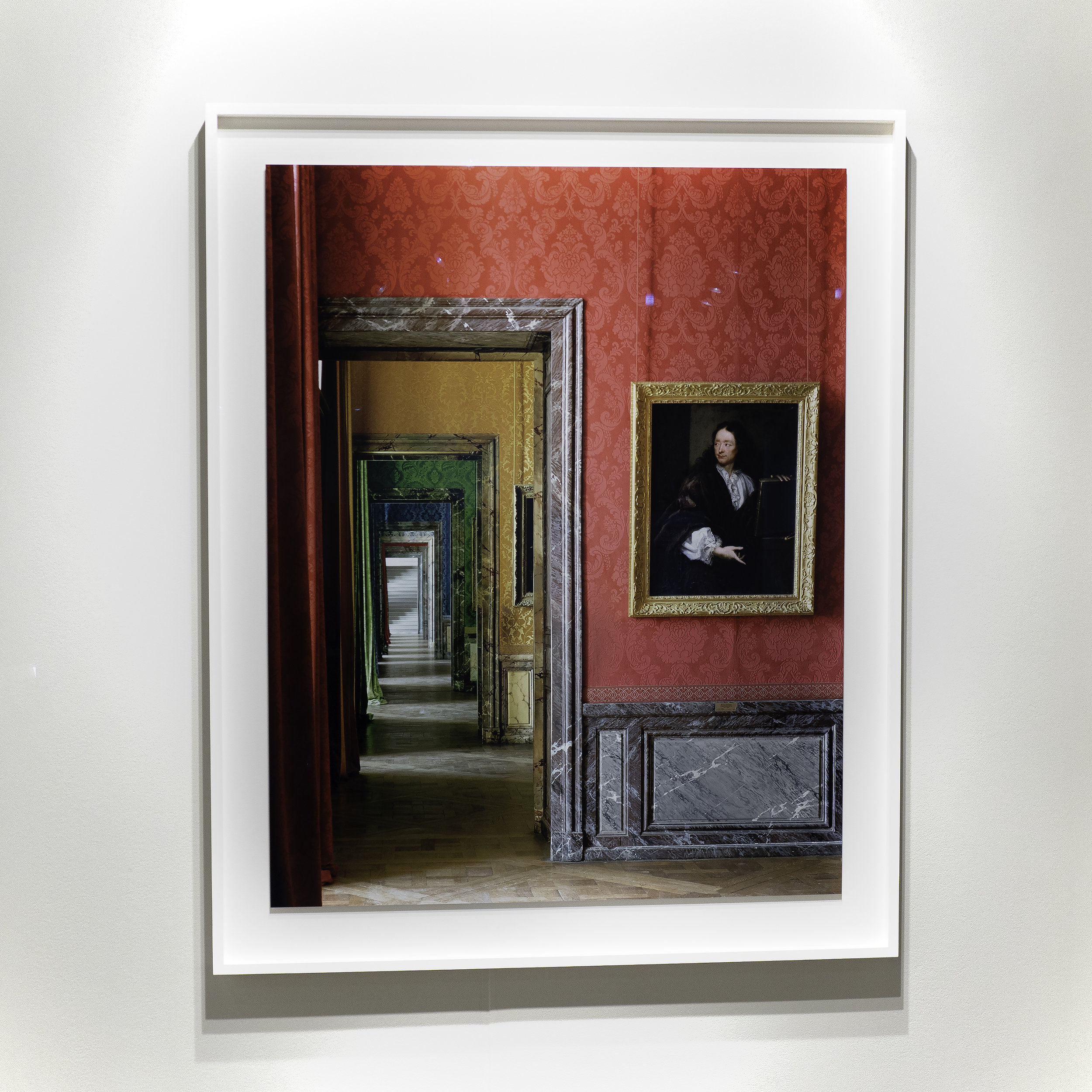 Photo of Robert Polidori's work © Lin Witte
