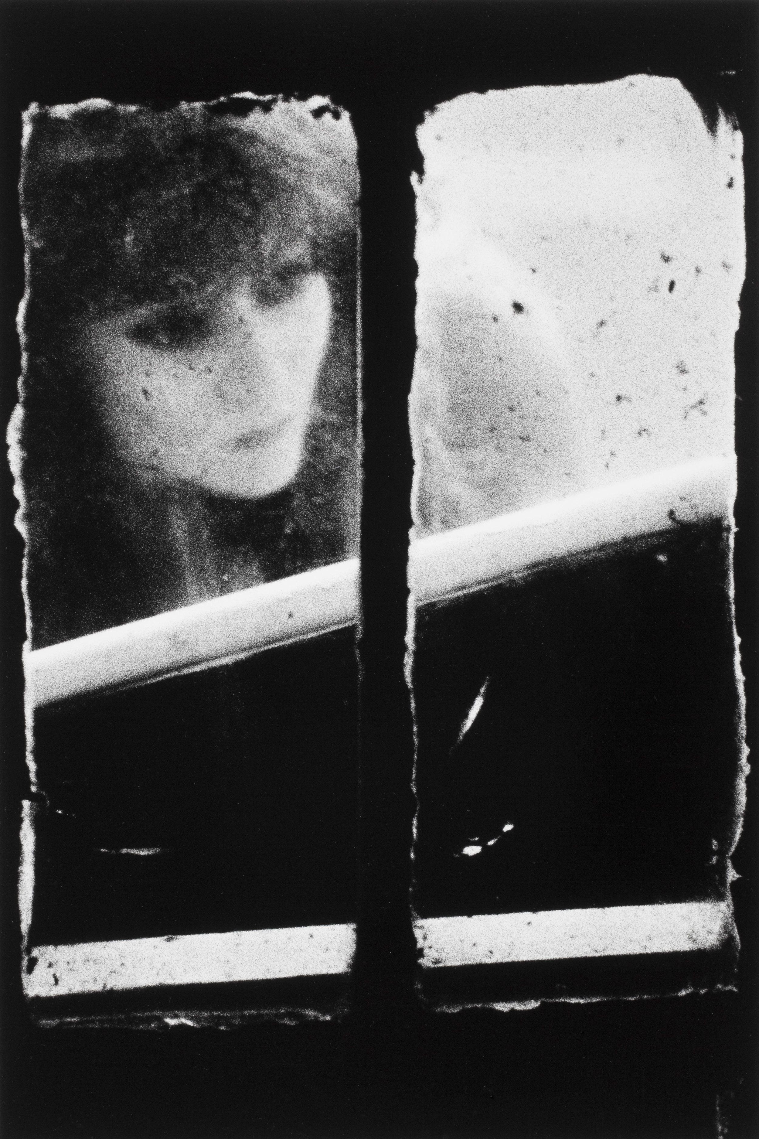 Merry Alpern, Dirty Windows Series #19, 1994, International Center of Photography, Gift of David and Kim Schrader, 2010. © Merry Alpern
