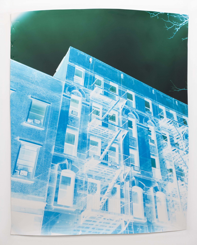 Henry Street near Rutgers Street, Variation 2  , 2018.  Collection of John Chiara. © John Chiara