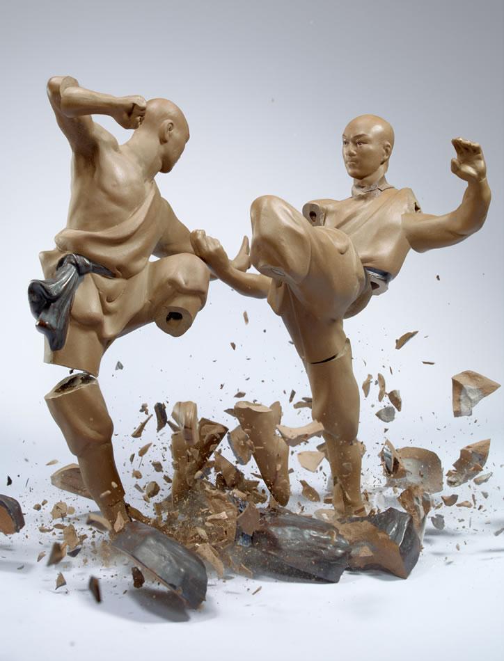 Kung Fu © Martin Klimas, Courtesy of The Foley Gallery