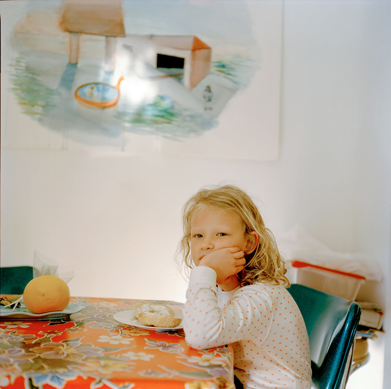 Alice Looking At Me © Peggy Nolan. Image courtesy of Daylight Books.