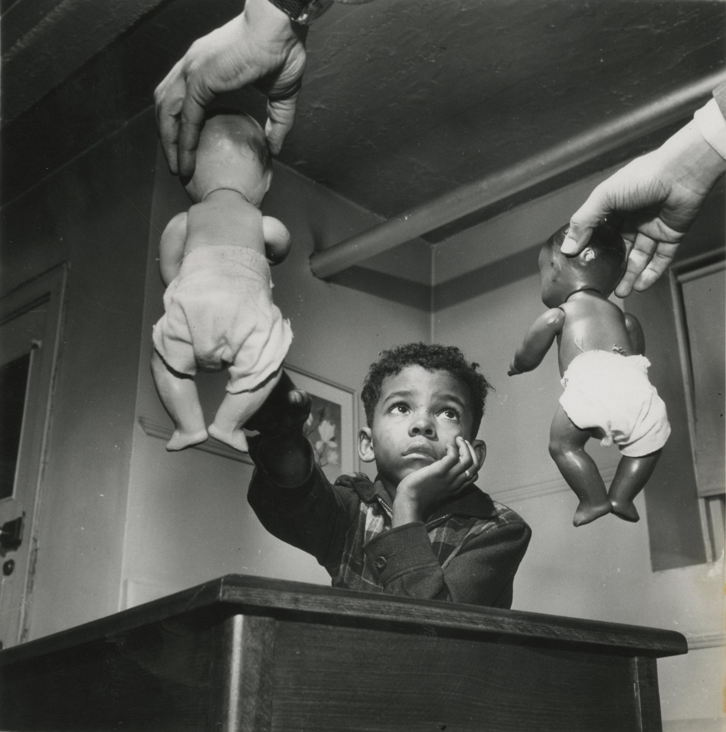 Untitled, Harlem. 1947 © Gordon Parks