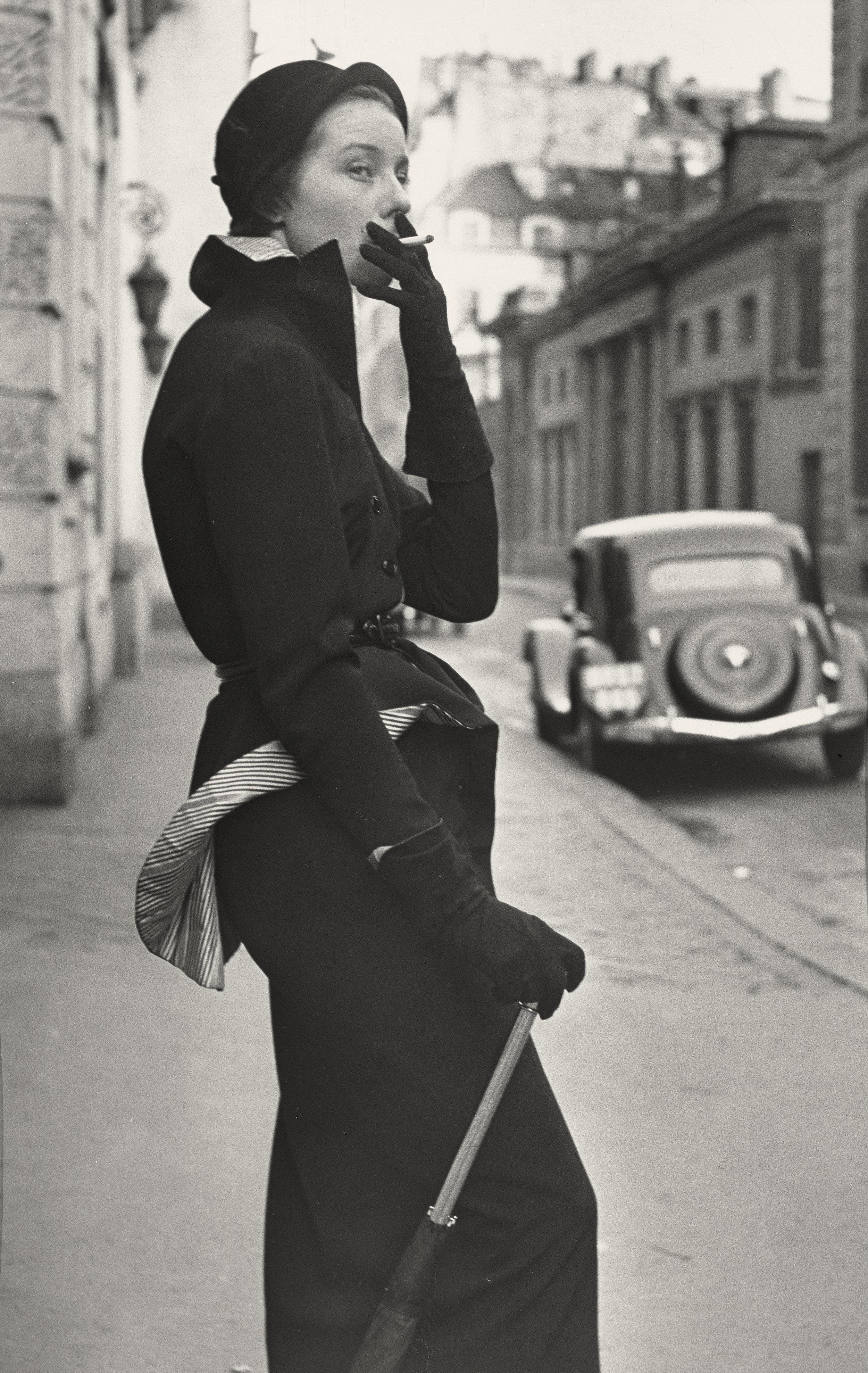 Paris Fashions. 1949 © Gordon Parks