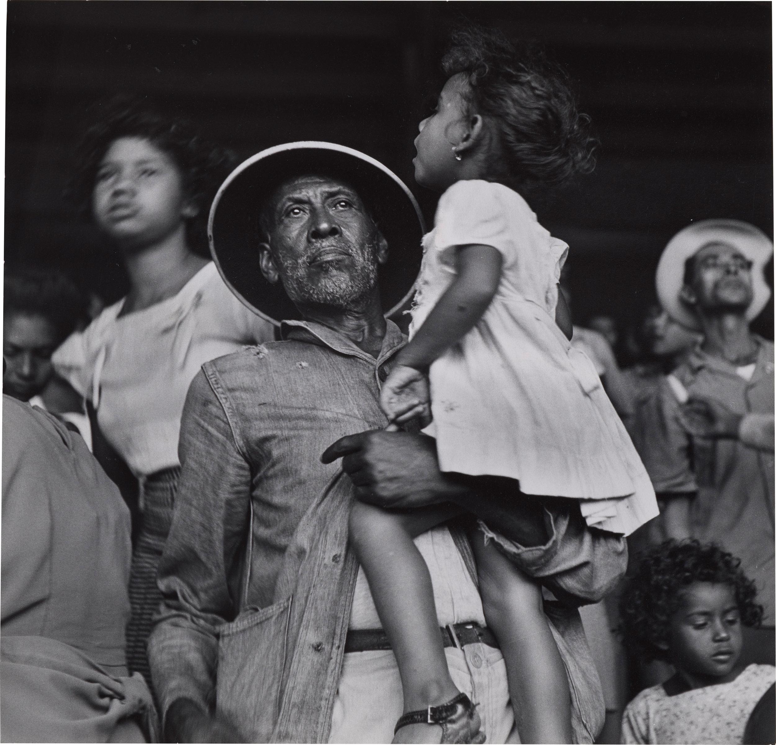 Untitled, Puerto Rico. 1949 © Gordon Parks