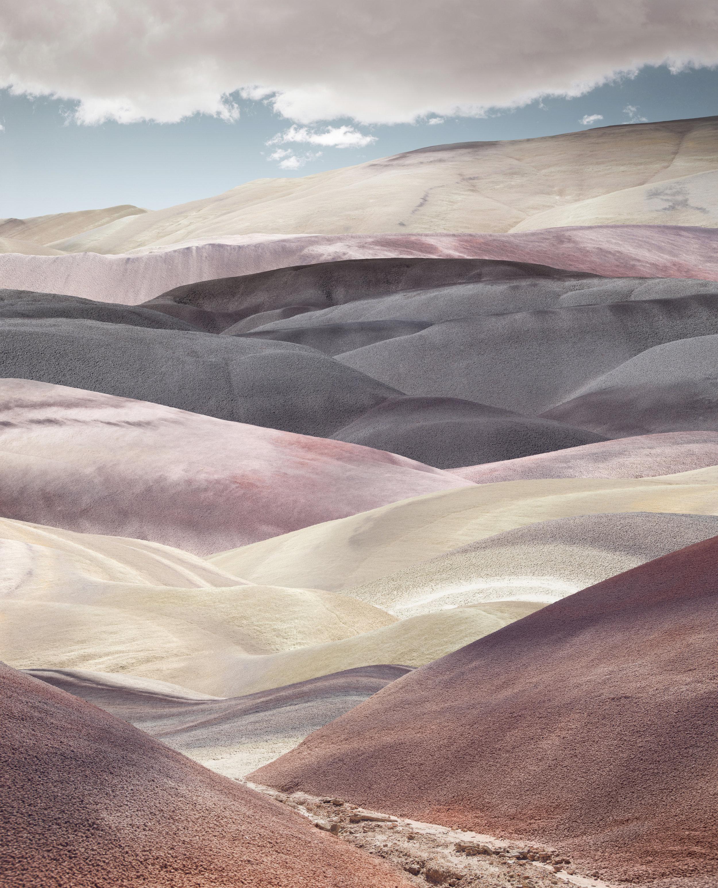 Pastel Hills © Benjamin Everett