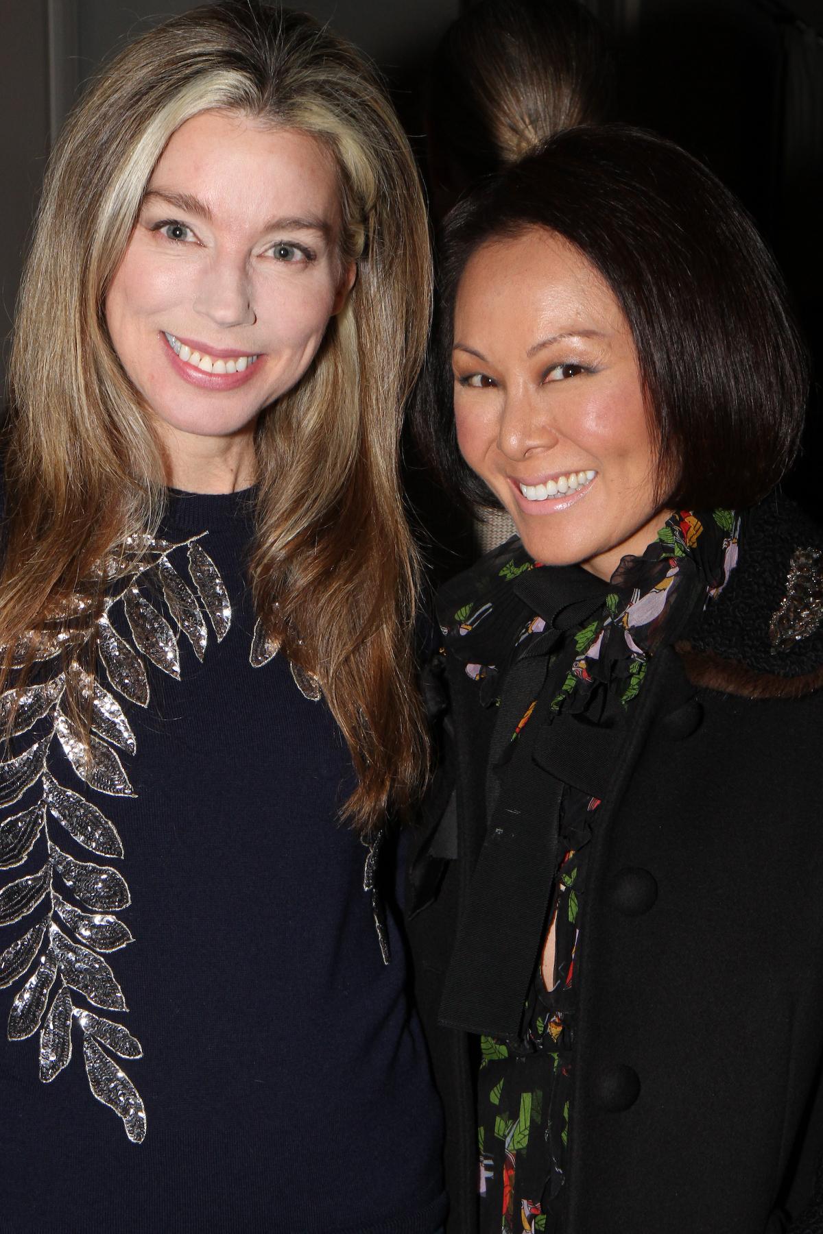Alexandra Lind Rose, Alina Cho © Cutty McGill