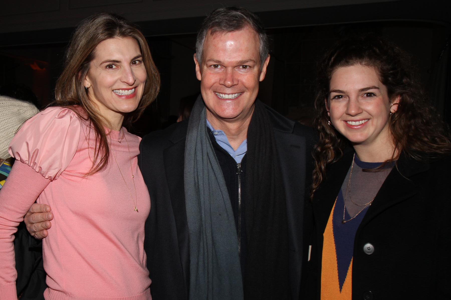 Blair Voltz Clarke, Alistair Clarke, Georgina Clarke © Cutty McGill