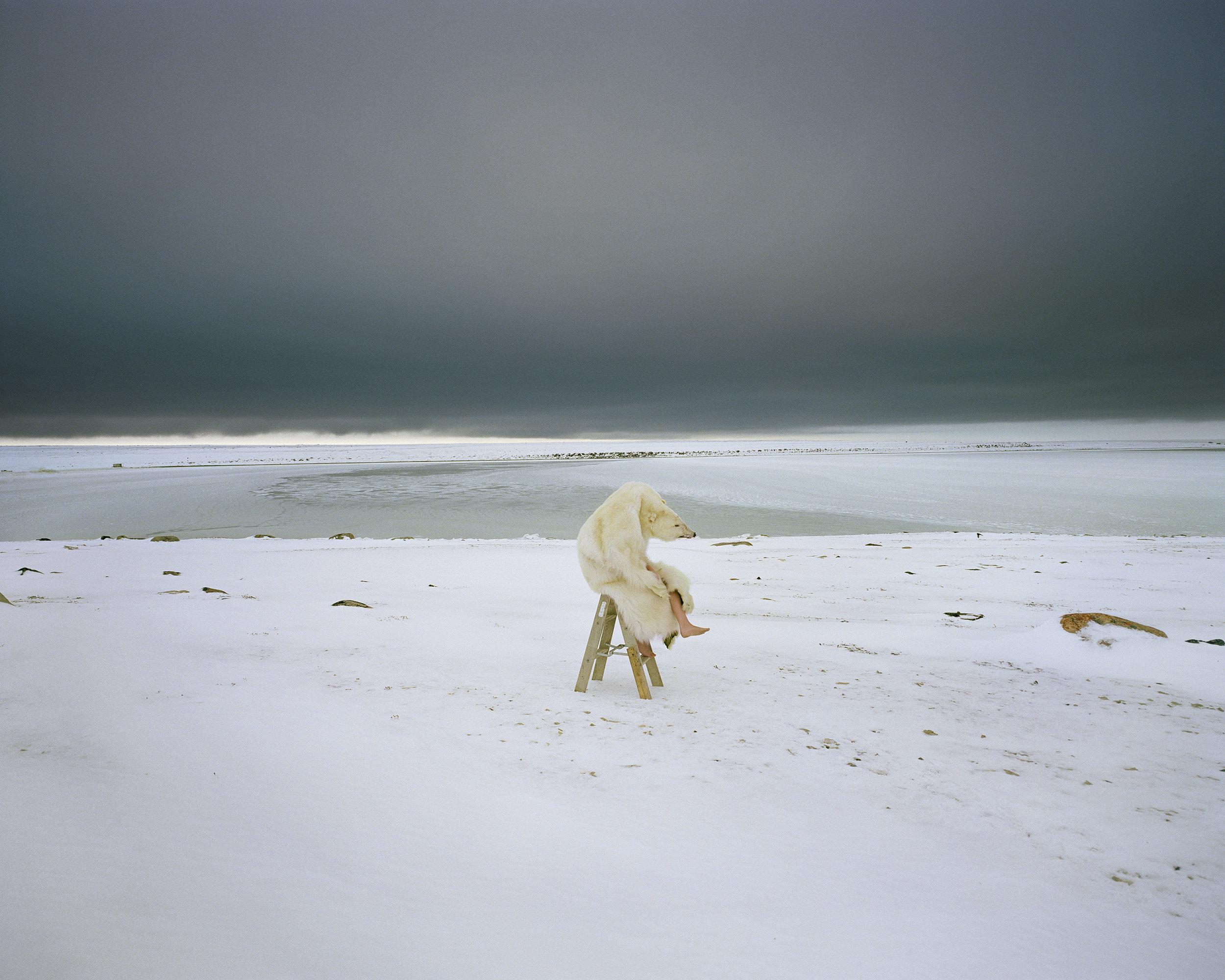 © Scarlett Hooft Graafland, Polar Bear, 2007