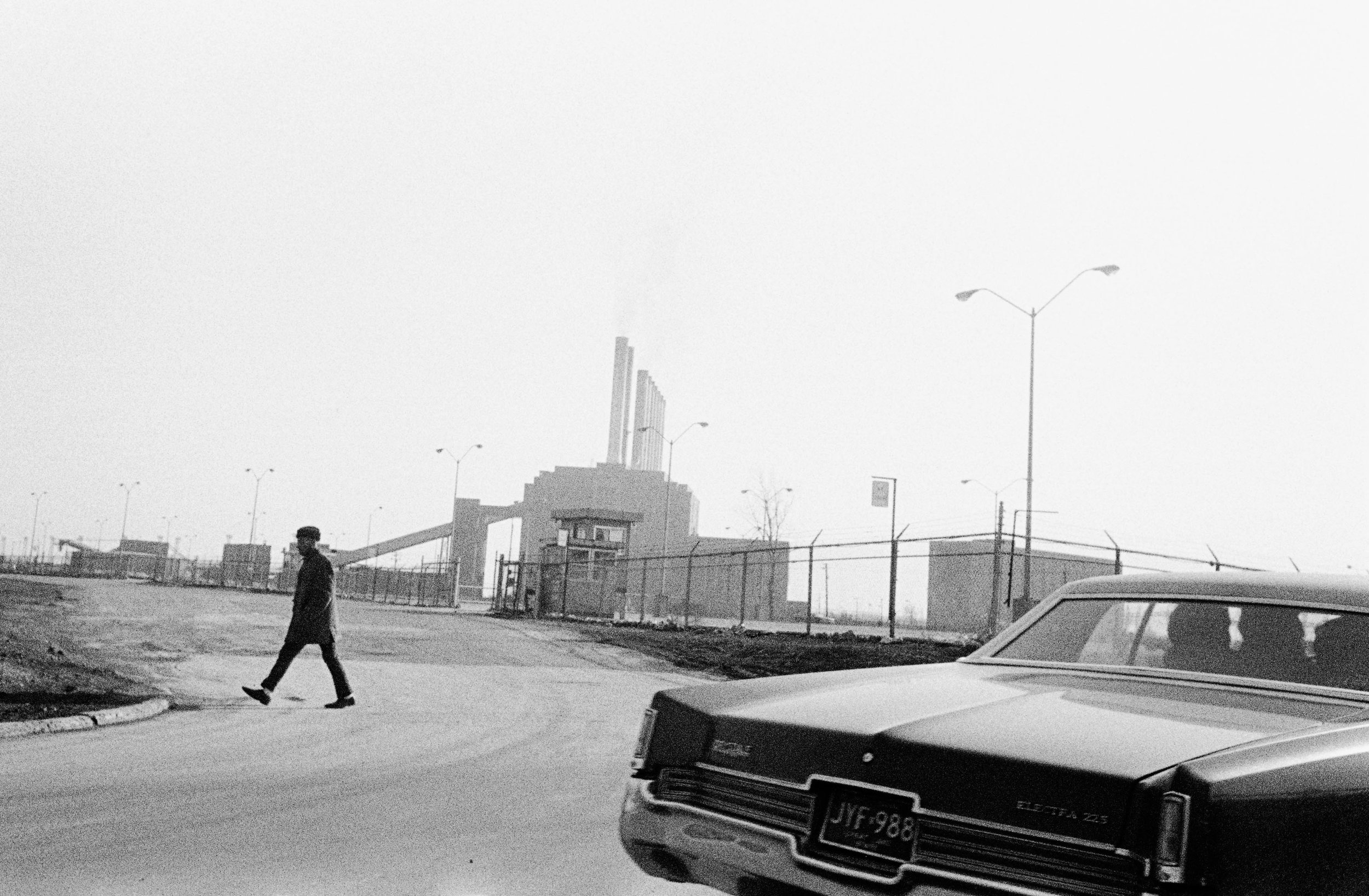 """Detroit, 1971"" by Jerry Berndt. Published by  Steidl ."