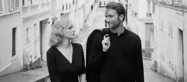 Consumed by desire: Joanna Kulig and Tomasz Kot play lovers whose paths cross and diverge