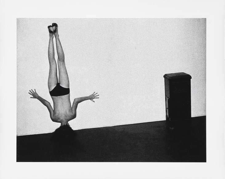 Nude 11, 1974. Gelatin silver print.  Mary and Dan Solomon Collection, Los Angeles