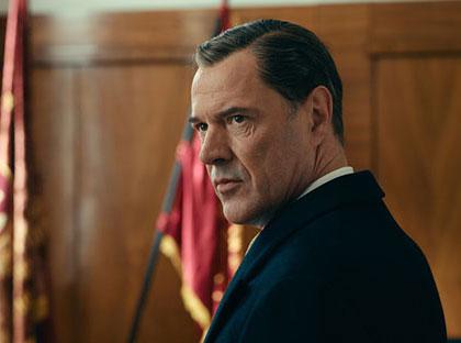 Sebastian Koch as Carl Seeband© 2018 BUENA VISTA INTERNATIONAL / Pergamon Film / Wiedemann & Berg Film