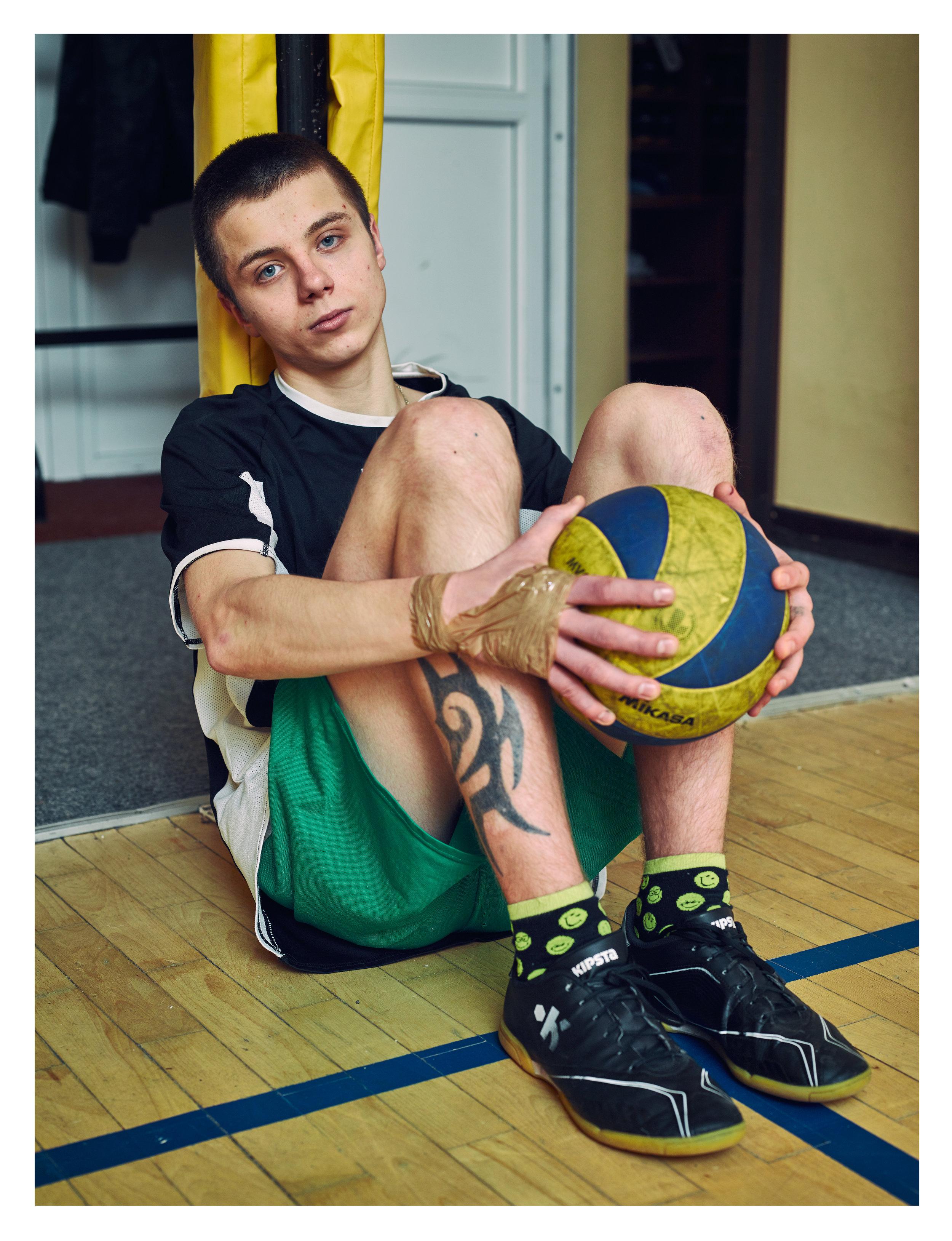Mefka, Sports. © Zuza Krajewska