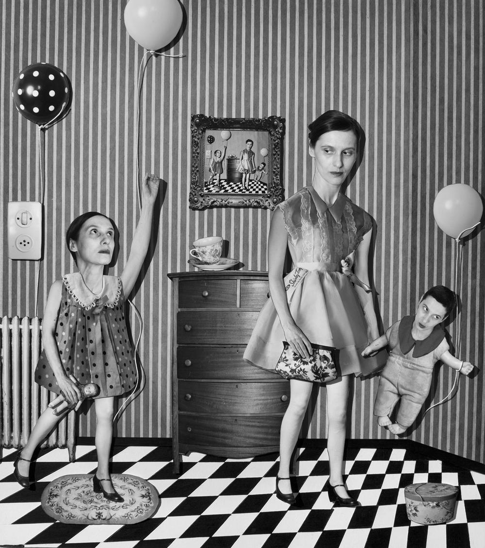The Party. © Cornelia Hediger