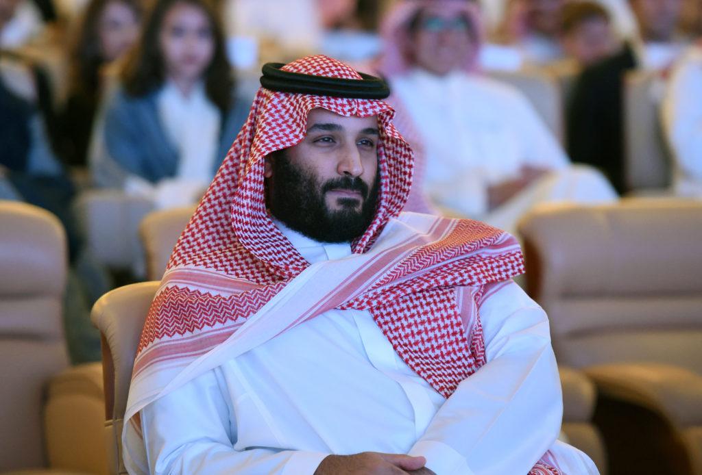The US Senate has directly blamed Saudi Crown Prince Mohammed bin Salman, pictured here, for the murder of dissident Saudi journalist Jamal Khashoggi. Photo: Fayez Nureldine/AFP/Getty Images. Courtesy of ArtNet News.