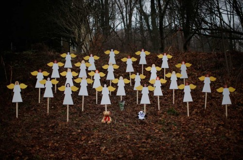 Sandy Hook Victims. Courtesy of theTruthAboutGuns.com