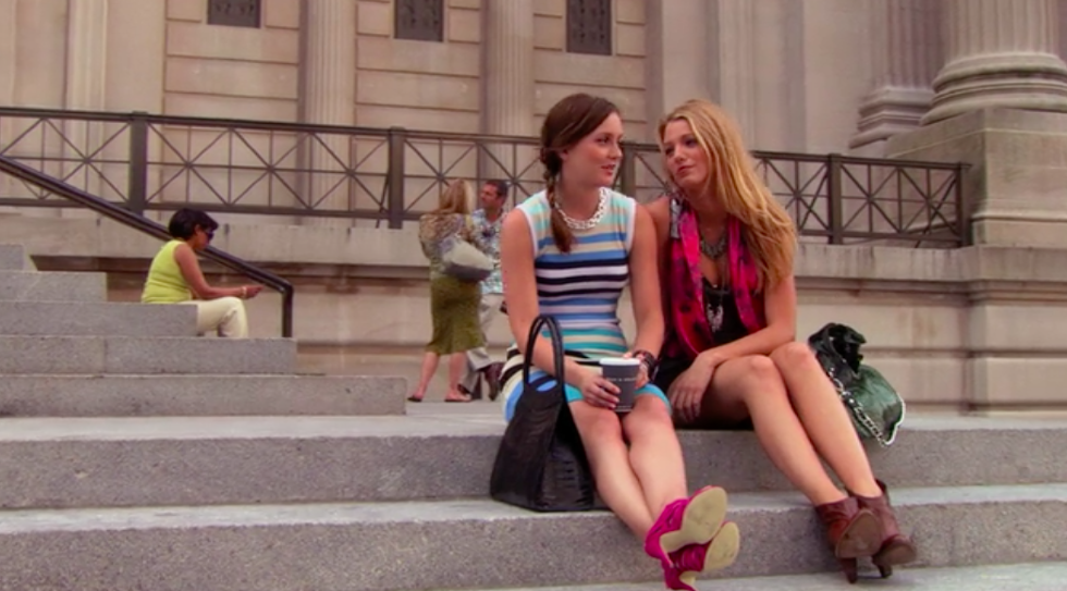 Netflix-Gossip Girl. Courtesy of the Odyssey.