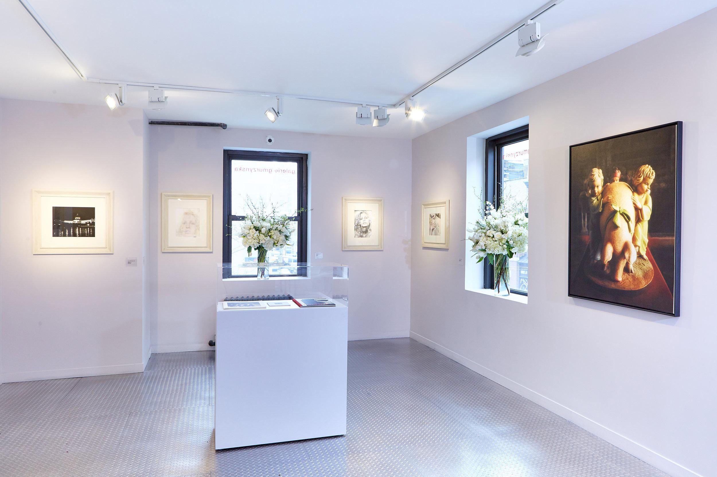 Installation view. Joseph Jagos for Galerie Gmurzynska.