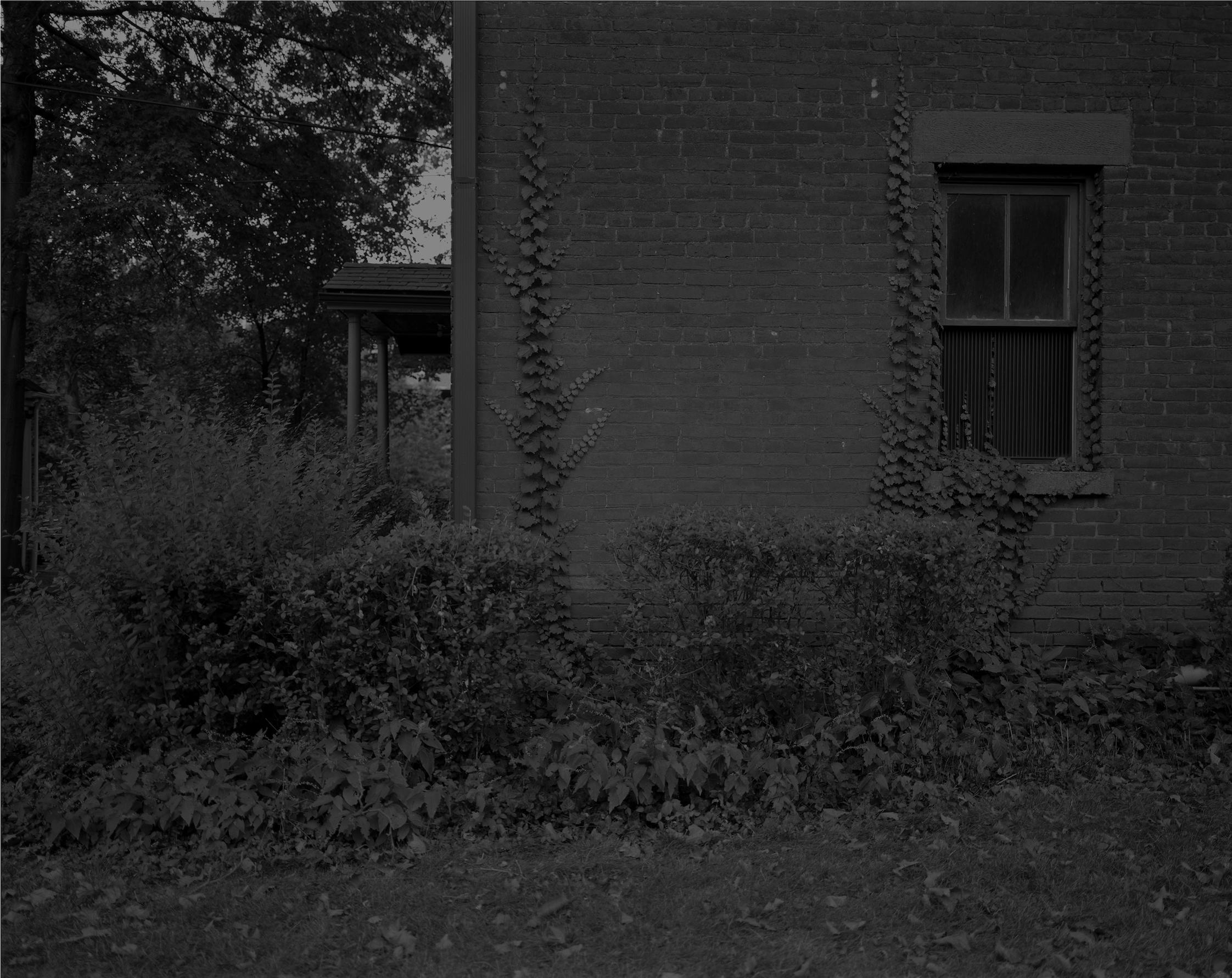 Untitled #3 (Cozad-Bates House) ; from the series  Night Coming Tenderly, Black,  2017. ©Dawoud Bey. Courtesy of Mary Boone Gallery, New York