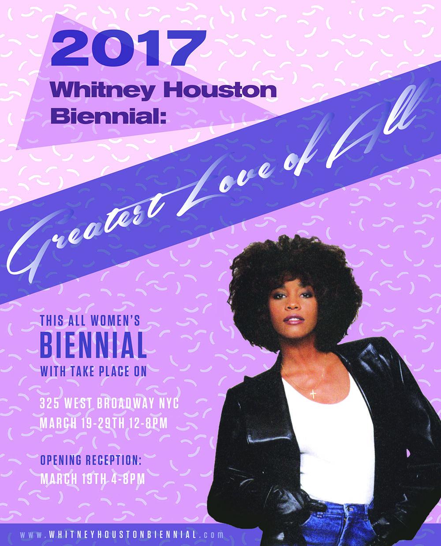Courtesy of the Whitney Houston Biennial