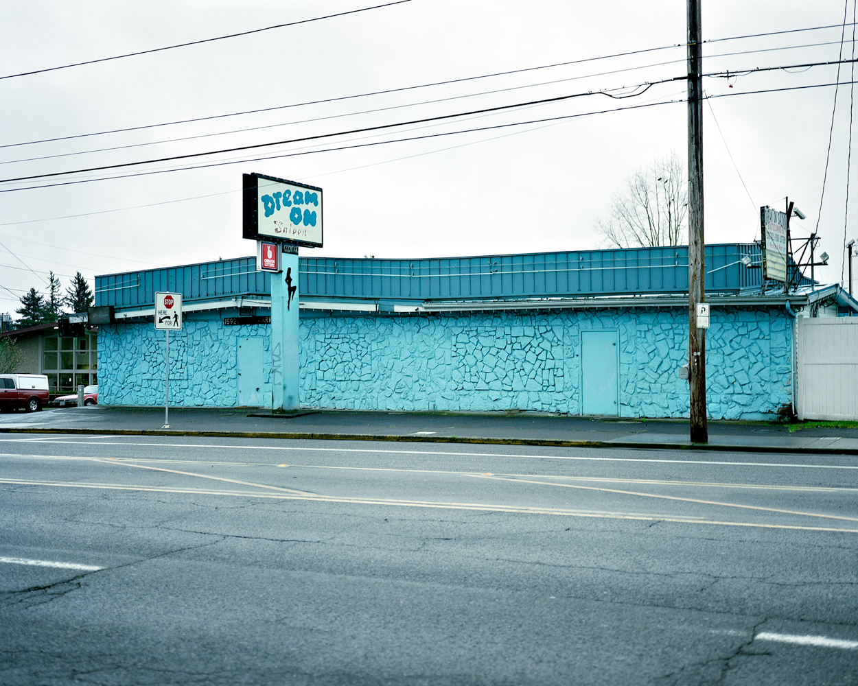 Strip City (Dream On) Portland, OR 2017. © Jeffrey Opp