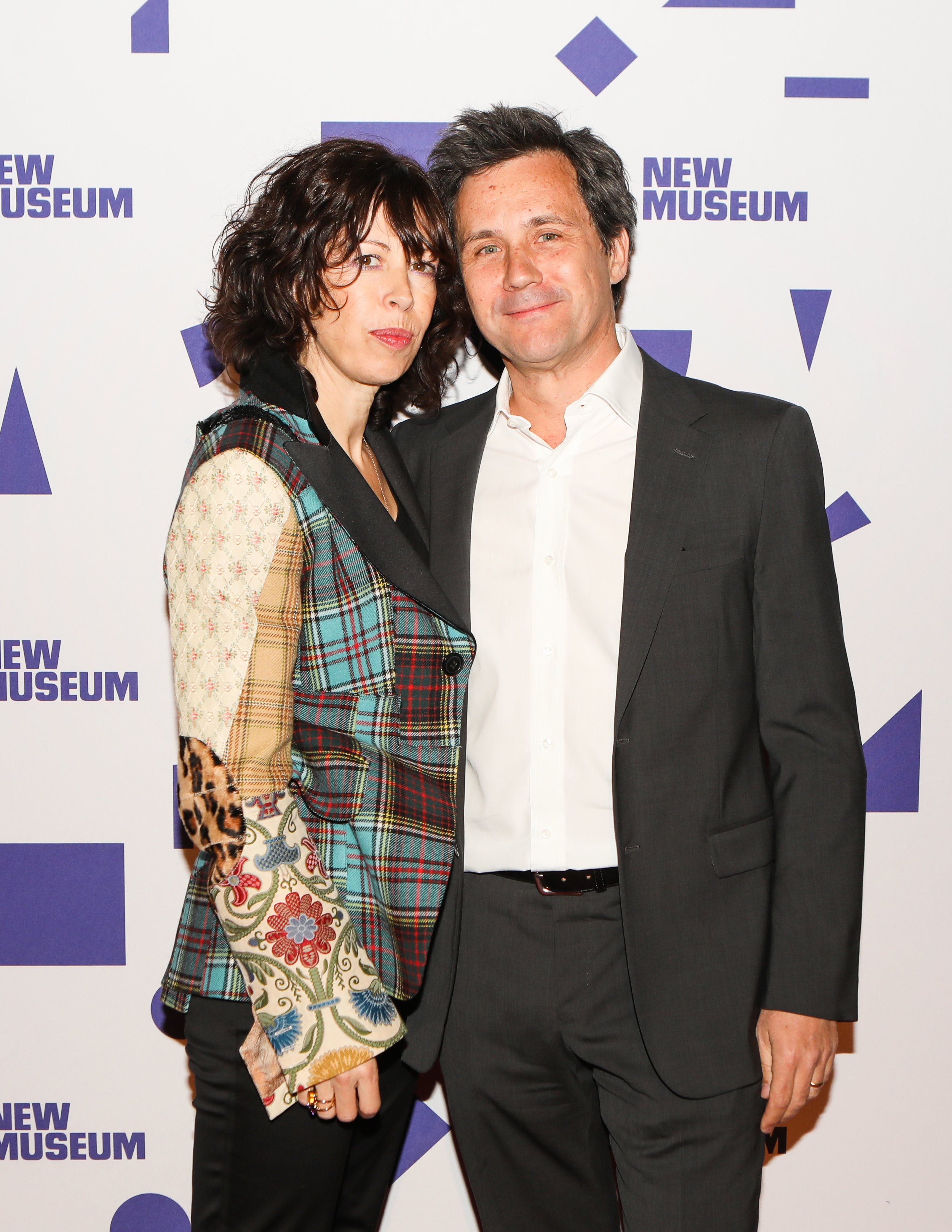 Cecily Brown and Nicolai Ouroussoff