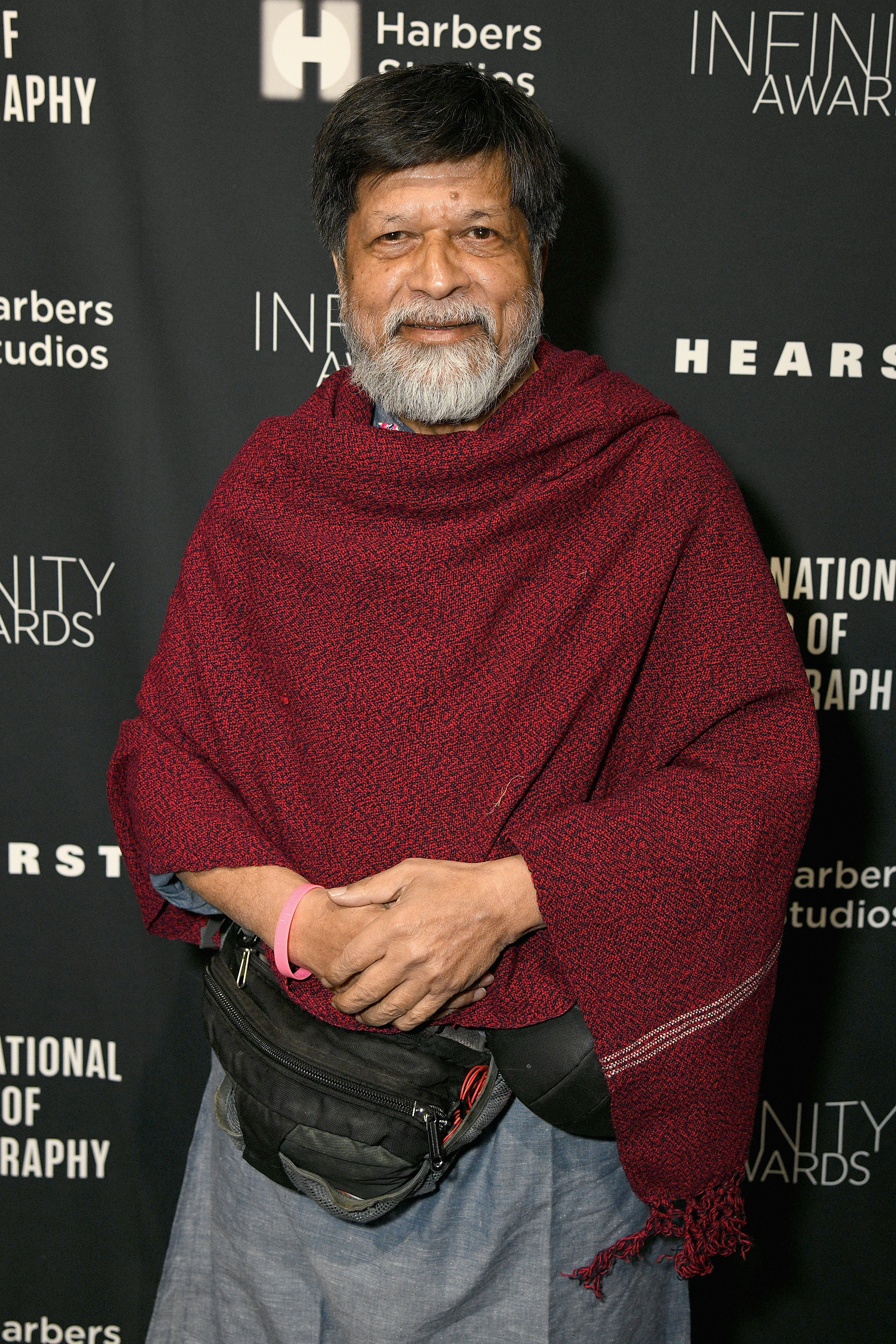 NEW YORK, NY - APRIL 02: Honoree and photographer Shahidul Alam attends The International Center Of Photography's 35th Annual Infinity Awards at The Ziegfeld Ballroom on April 2, 2019 in New York City. (Photo by Bryan Bedder/Getty Images for International Center of Photography)