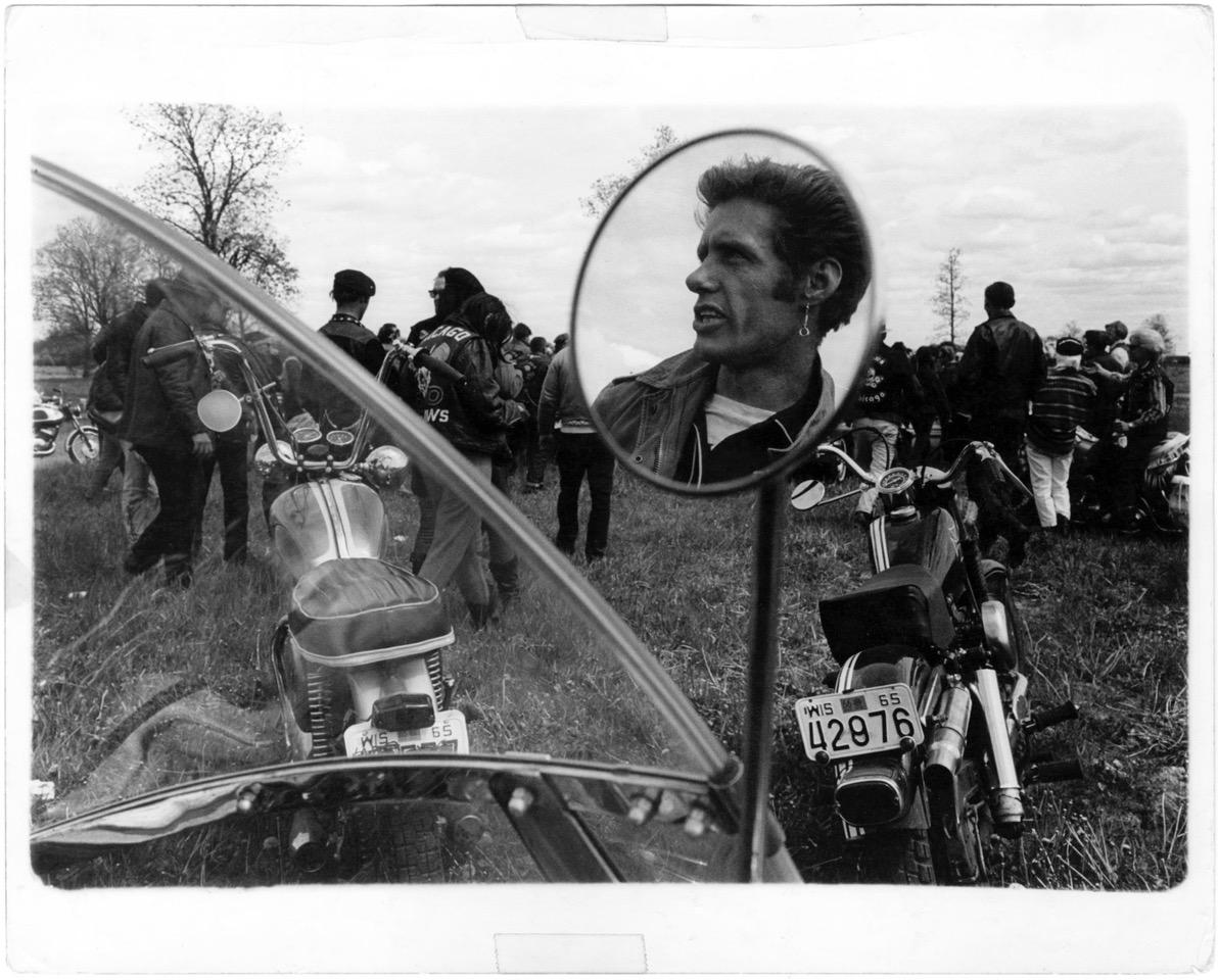 Danny Lyon,  Cal, Elkhorn, Wisconsin,  1966. Gelatin silver print, 8 x 10 inches. ©Danny Lyon/Magnum Photos, Courtesy of Etherton Gallery, Tuscon.