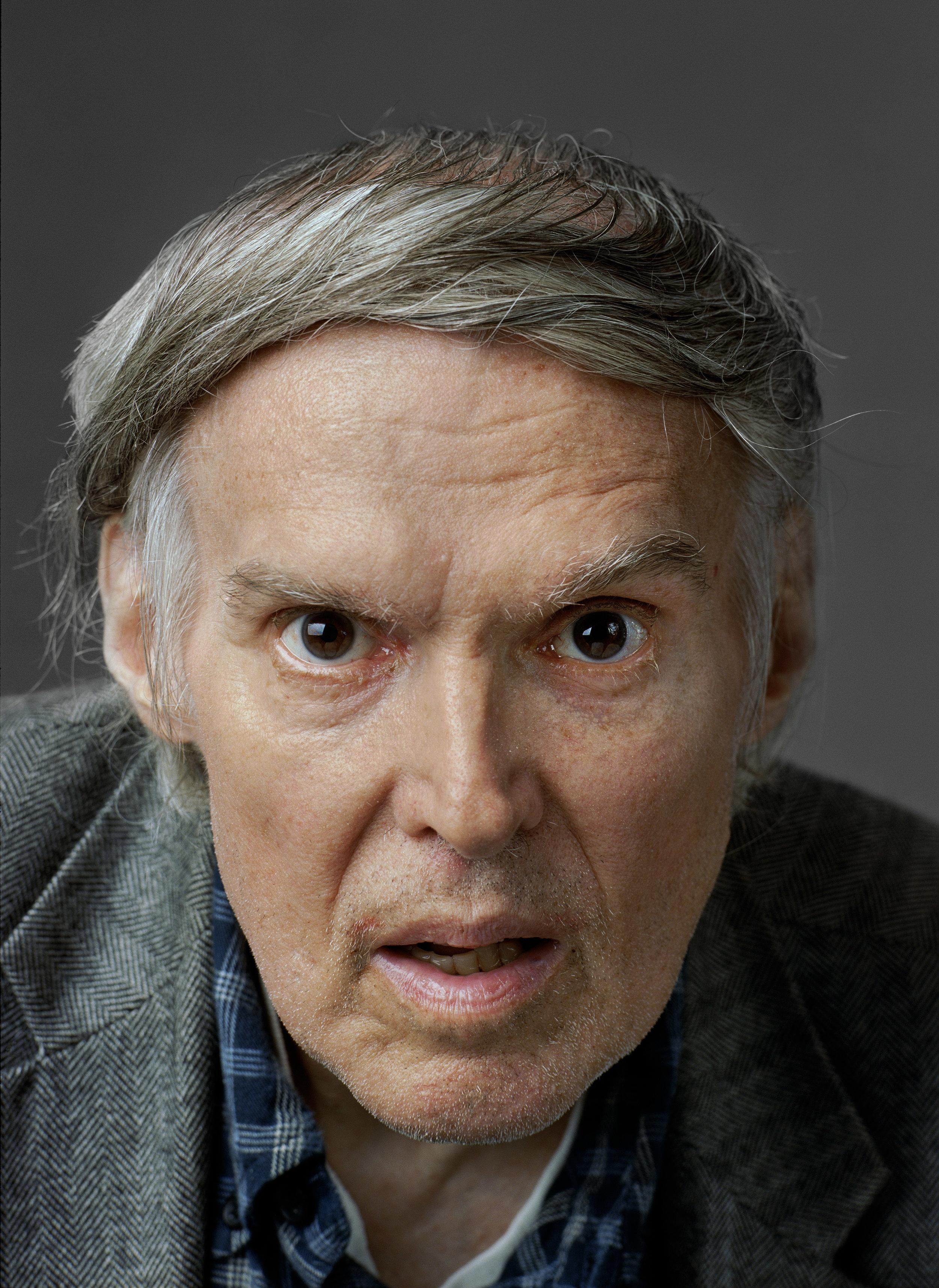 Phil (b. Atlanta, GA, 1946), photographed in Atlanta GA., april 2011. © Jan Banning