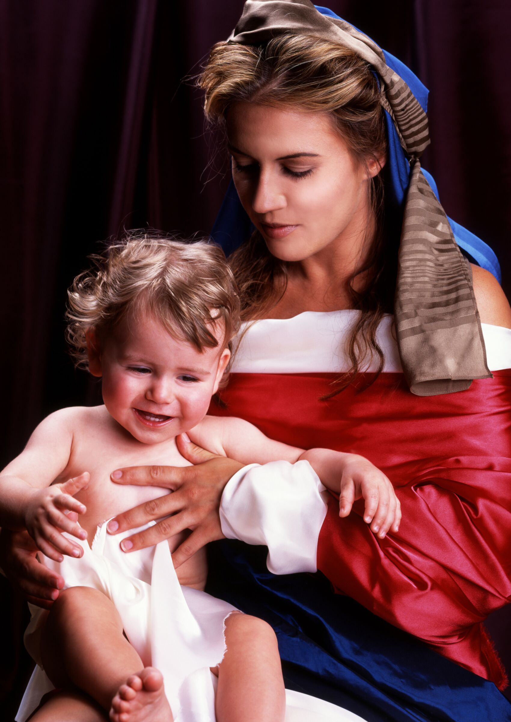 Madonna et Puerum © Nika Nesgoda