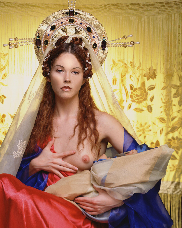 Coronatio Virgine © Nika Nesgoda