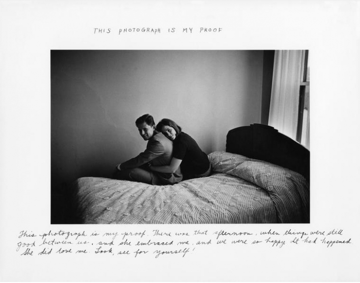 © Duane Michals. Courtesy of DC Moore Gallery, New York