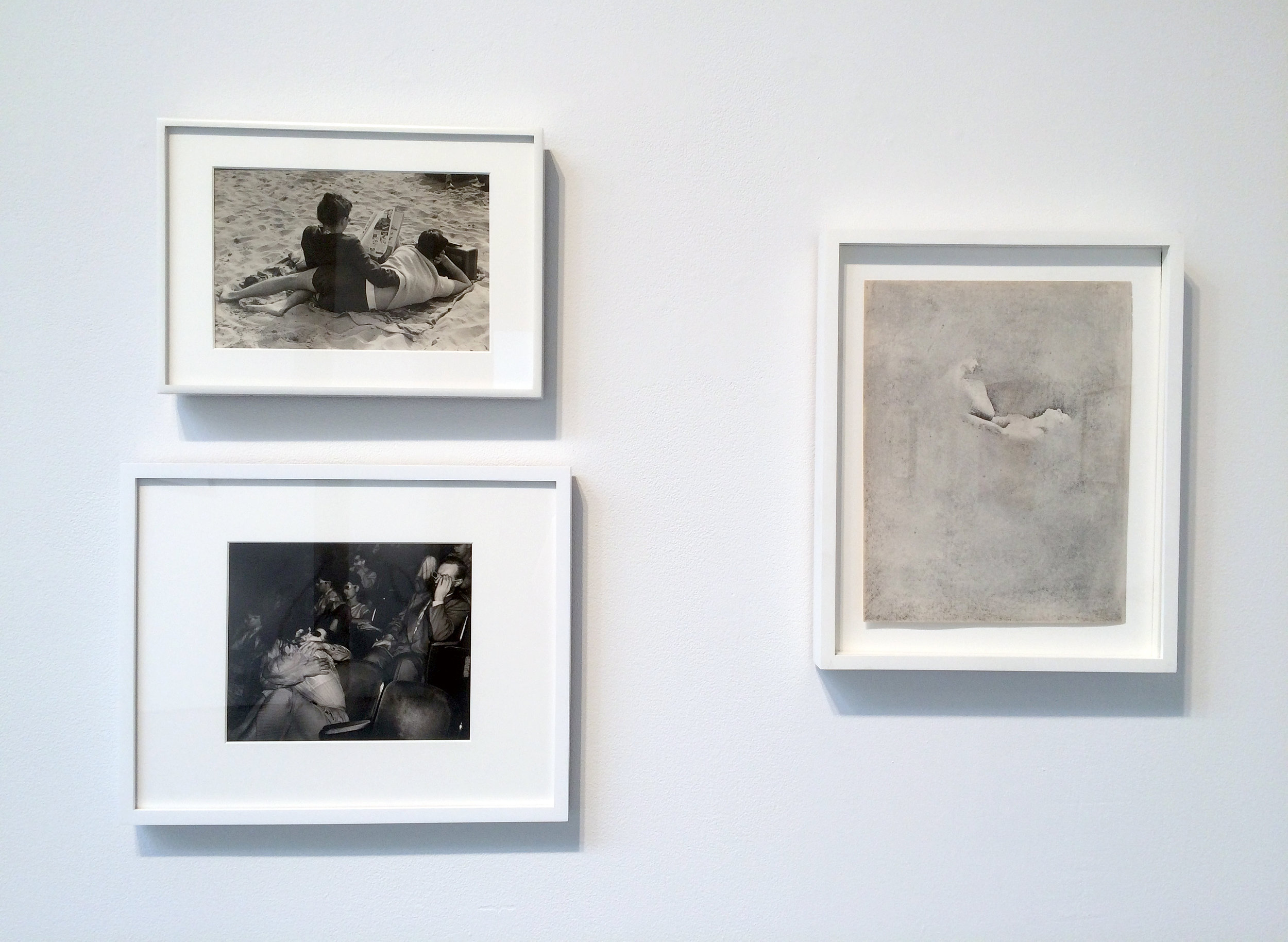 Installation view. Courtesy of Julie Saul Gallery, New York