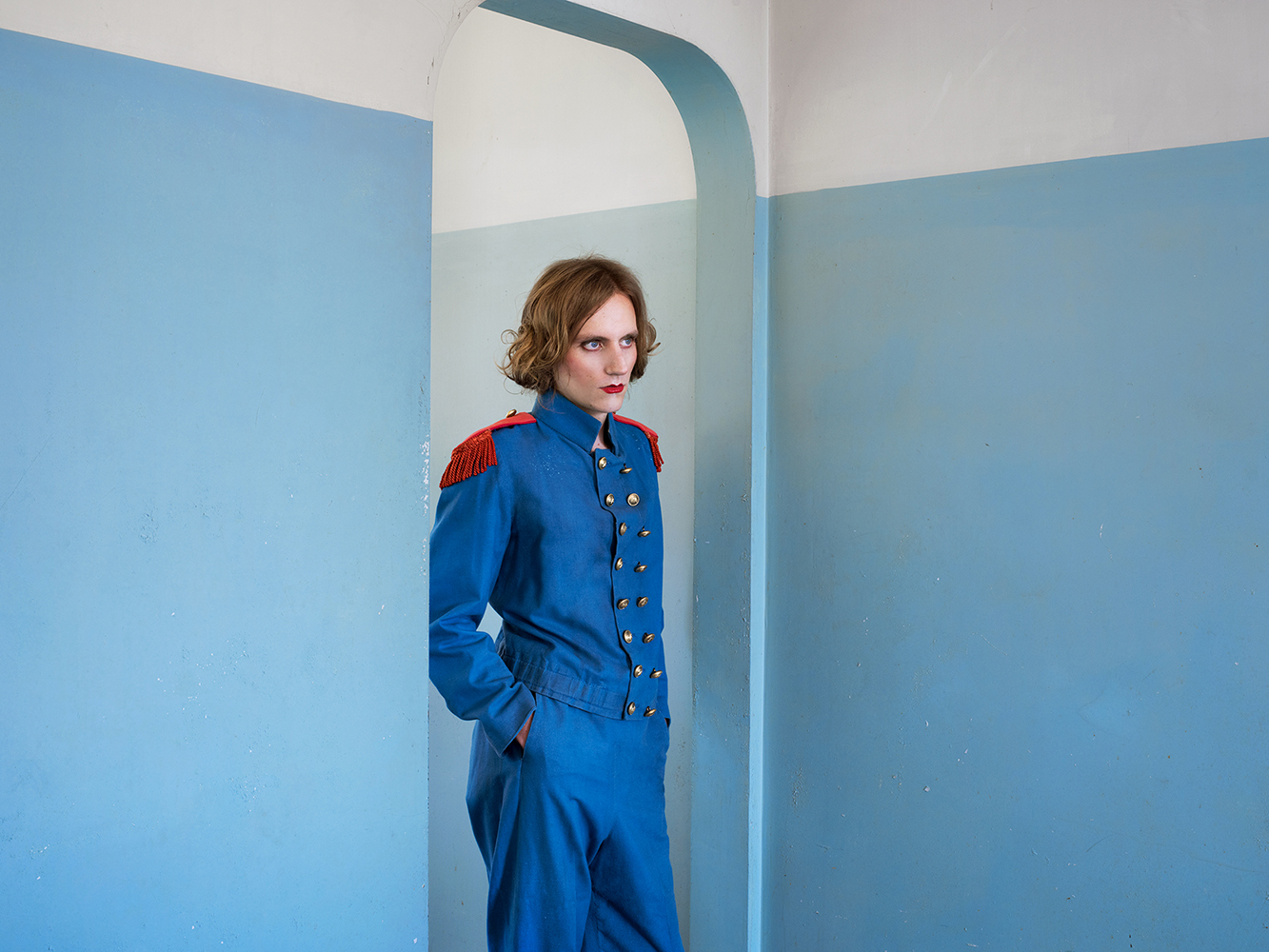 Uniform  Courtesy of ClampArt, New York © Lissa Rivera