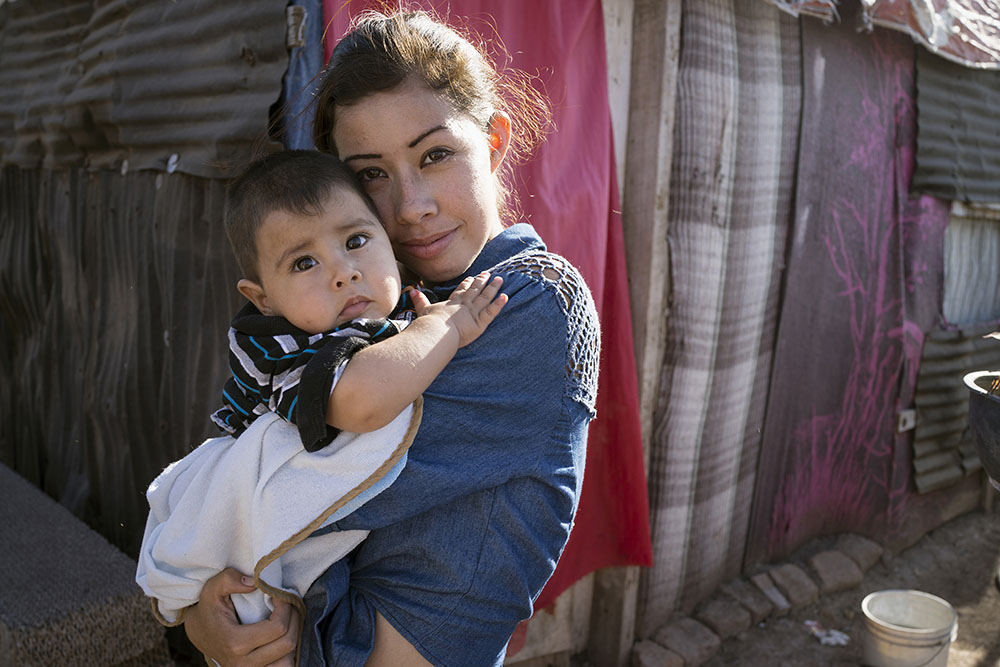 """© Emily Matyas, """"Beatriz's Baby.""""  Sol y Tierra  by Emily Matyas"""