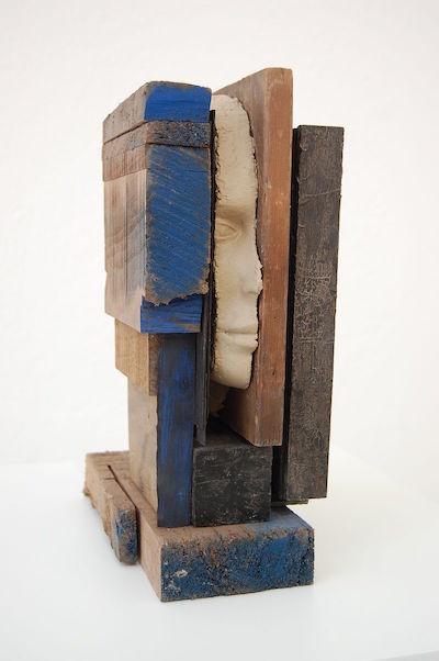 Mark Manders, Venice Biennial 2013.