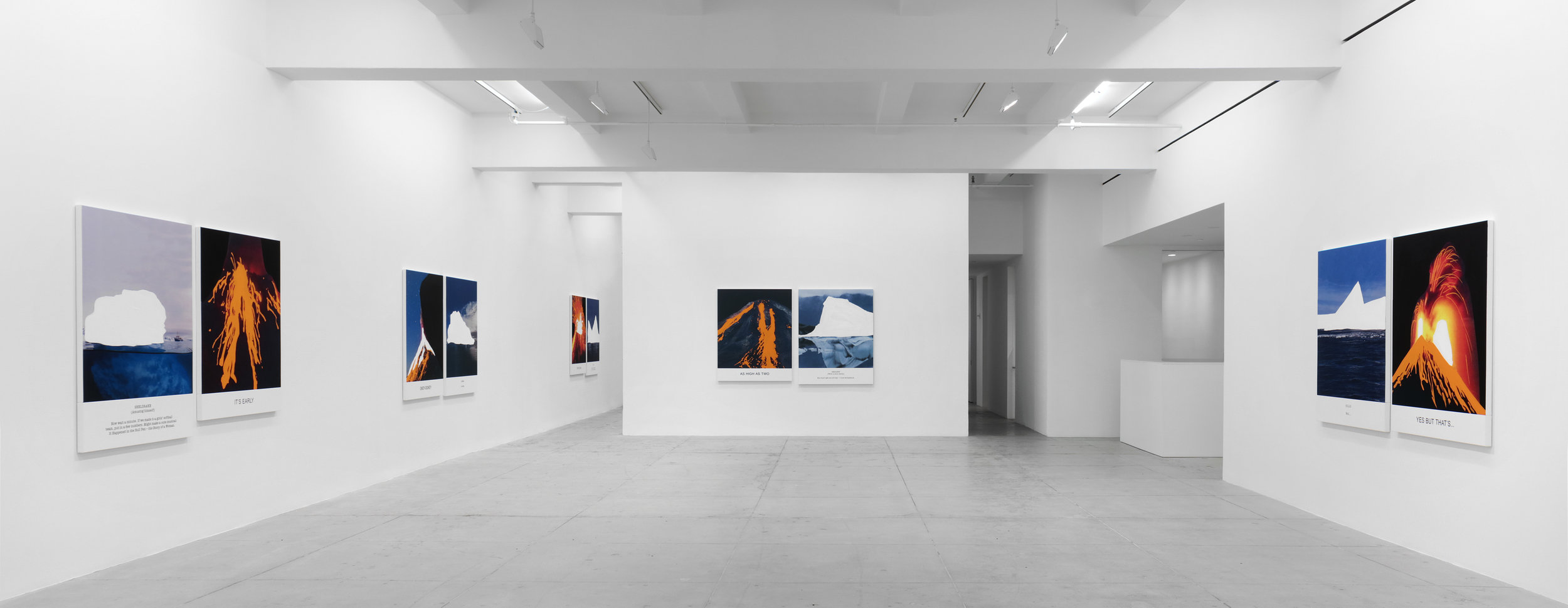 Installation view. Courtesy of Marian Goodman Gallery.