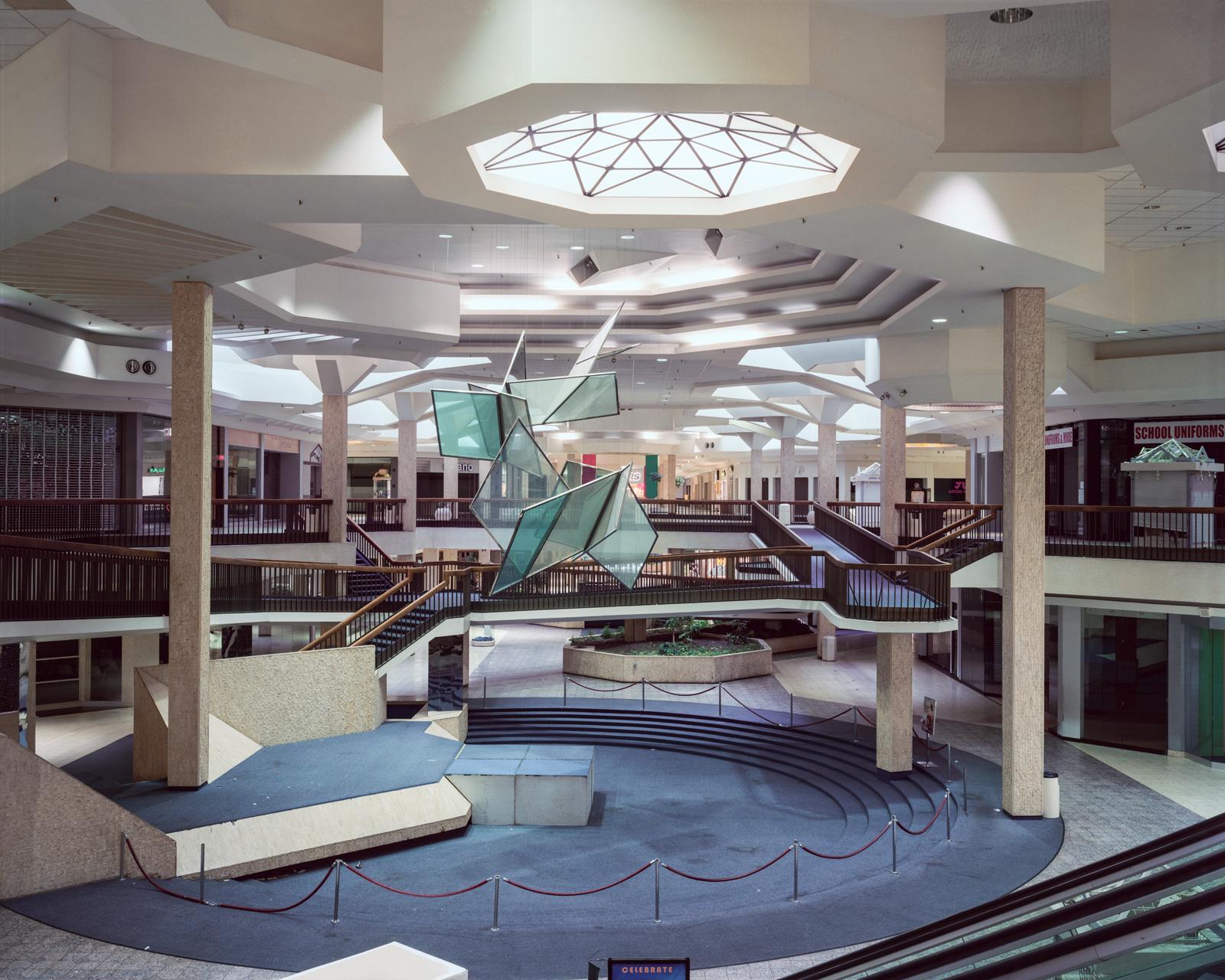 Randall Park Mall, 2008. © Brian Ulrich