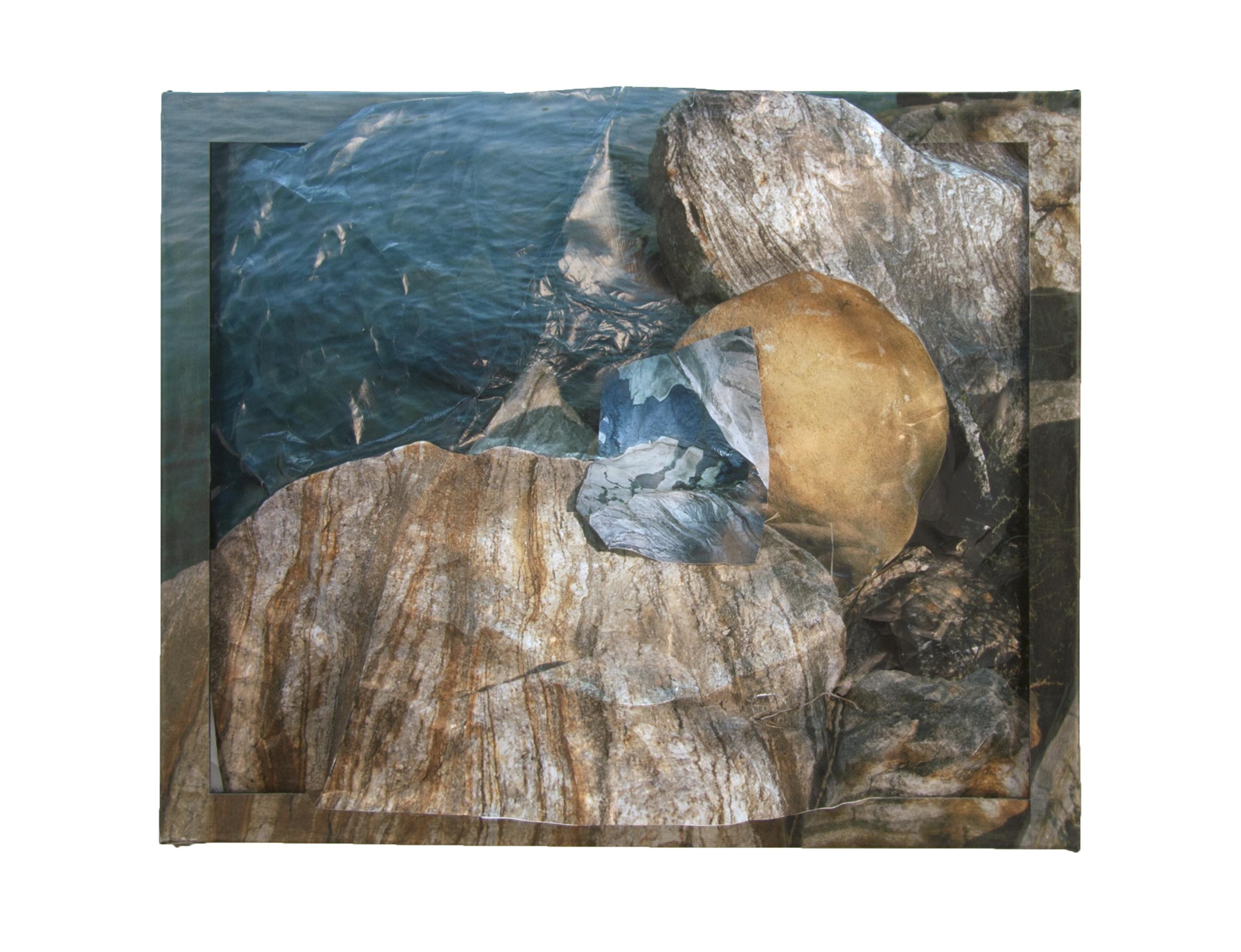 Rock, Paper   © Sacha Vega