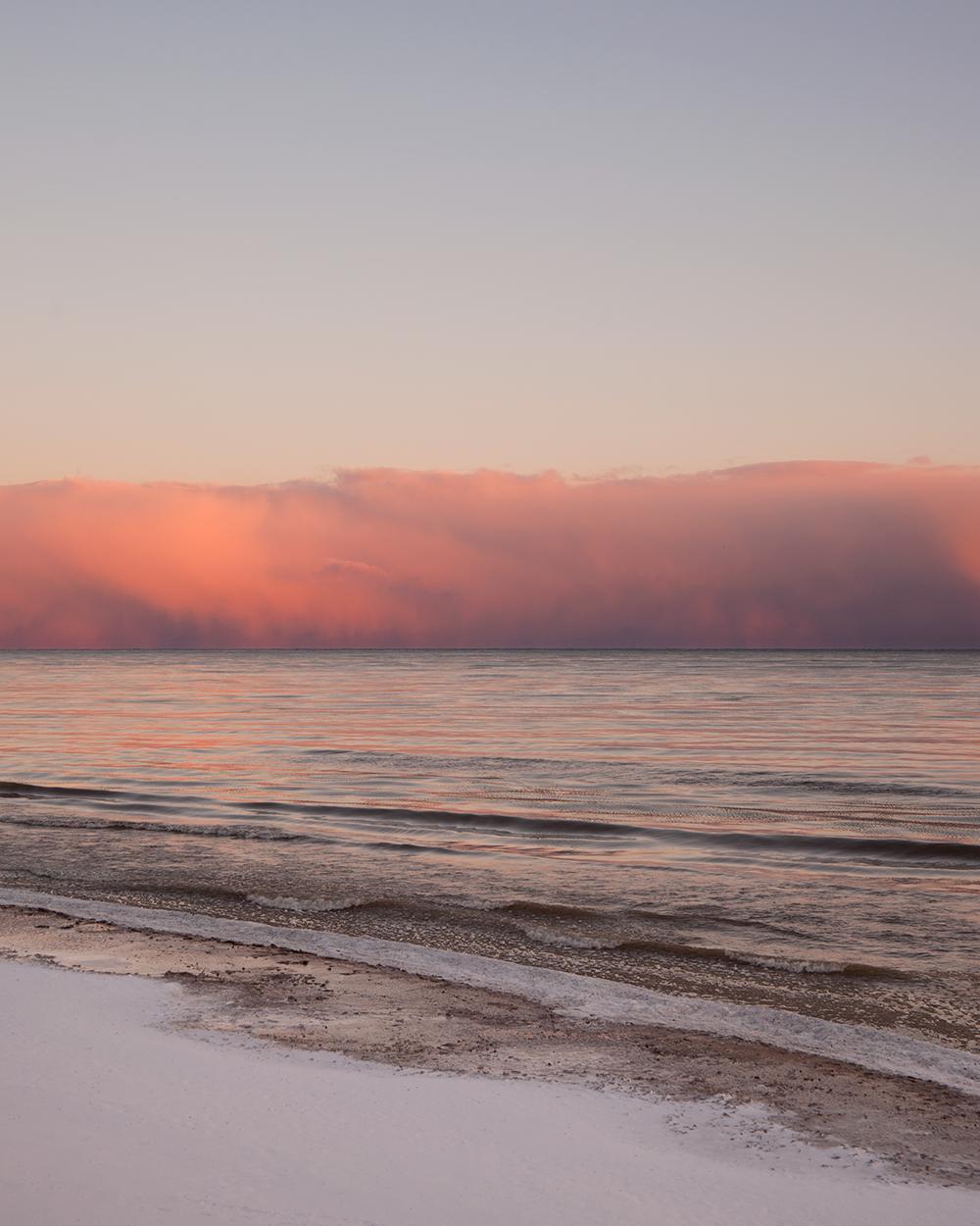 Lake Ontario, Sunrise © 2017 Tagger Yancey IV