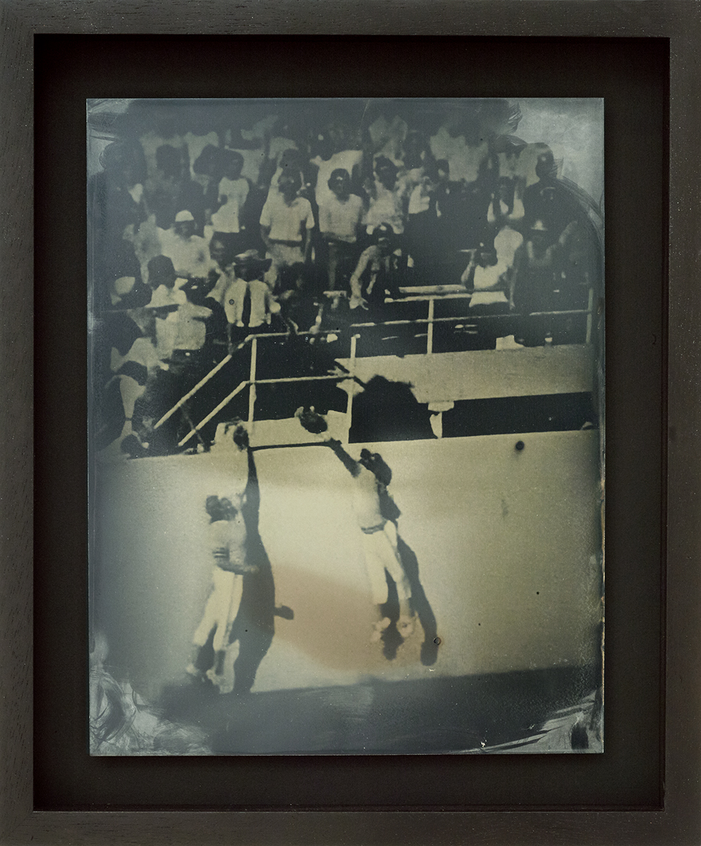Unique Tintype 16491, 2014 © Tabitha Soren